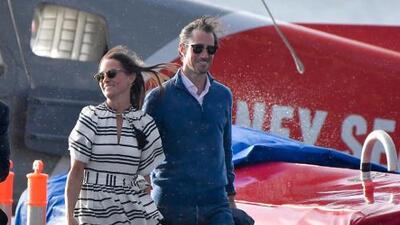 No se quiso quedar atrás: Pippa Middleton también está embarazada