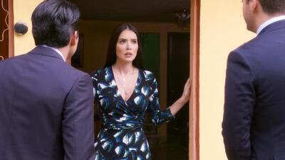 Juan encontró a Mónica, la sospechosa de planear un terrible asesinato