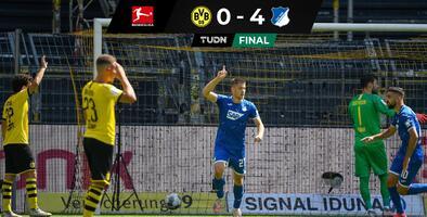 Hoffenheim dio fea despedida a Göetze y se metió a Europa League
