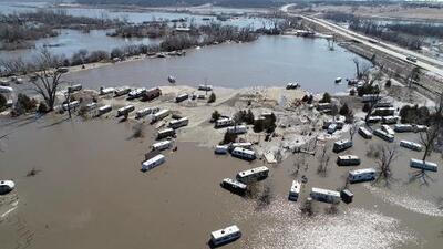 200 millones de personas en EEUU estarán expuestas a inundaciones en primavera