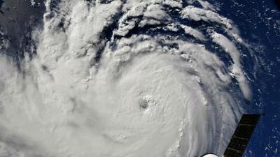 Huracán Florence: cinco datos y una lista para que estés preparado