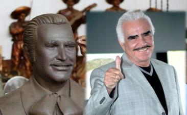 Vicente Fernández se unirá a la lista de cantantes de regional mexicano que cuentan con una estatua en su honor