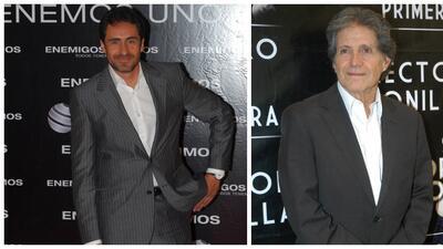 """Demian Bichir y Héctor Bonilla juntos en """"7:19"""""""