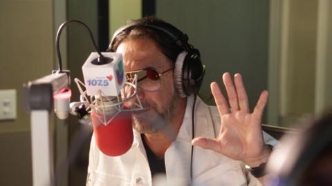 """Marco A Solis habla de las verdaderas razones por las que se separaron """"Los Bukis"""""""