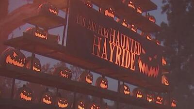Los Ángeles Haunted Hayride, una tenebrosa experiencia llena de monstruos, fantasmas y mucha diversión