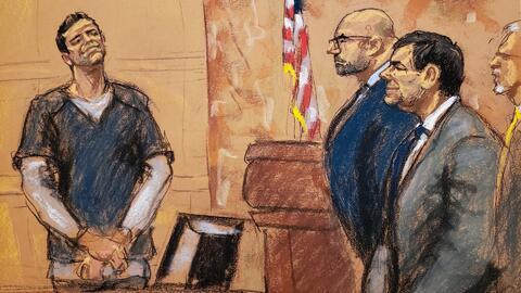 El hijo de 'El Mayo' Zambada dio detalles sobre la fuga de la cárcel de 'El Chapo' en 2001