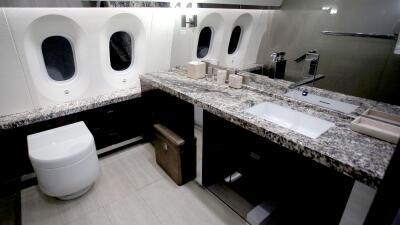 Adiós al avión presidencial de México: la lujosa aeronave que será vendida es enviada a EEUU (fotos)