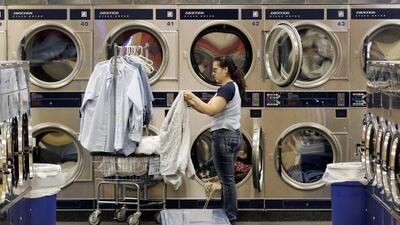 ¿Podríamos hacer más sustentable el lavado de ropa?