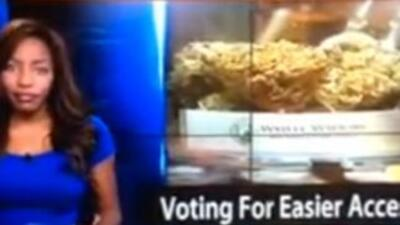 WATCH: Reporter quits live on air!
