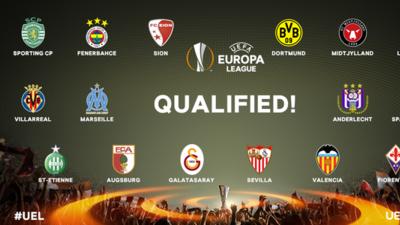 Conoce a los 32 equipos que clasificaron a la siguiente ronda de la Europa League
