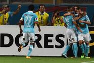 Sporting Cristal sufre, pero se impone a Huracán en CL