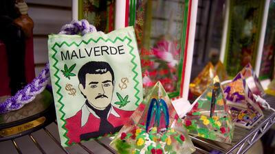 Los fiscales que acusan a 'El Chapo' quieren preguntar al jurado si saben quién es el 'Santo' Malverde