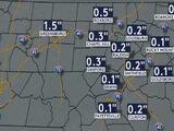Área central de Carolina del Norte podría ver la primera nieve ligera de 2021