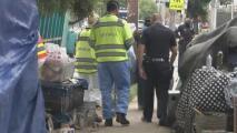 Autoridades responden a denuncia por plaga de ratas en un parque de Los Ángeles y envían equipo de limpieza