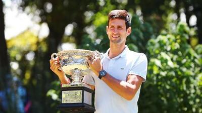 Novak Djokovic sigue en la cima de la clasificación ATP