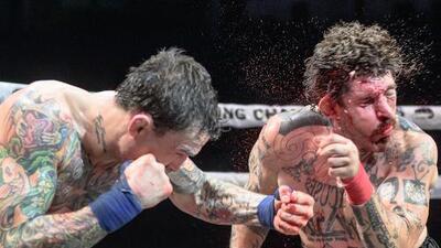 Bare Knuckle Fighting Championship: Cancún presenció la acción del 'boxeo en esteroides'