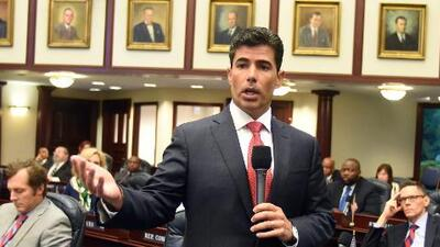 The Latino who could have stopped Florida's draconian anti-immigrant law, but chose not to