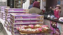 Esta tradicional panadería de La Villita se alista para vender cientos de roscas para este Día de Reyes