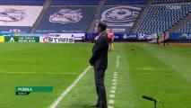 Resumen del partido Puebla vs Necaxa