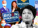 Stacey Abrams, the 'ninja' political strategist and architect of Democratic party's victory in Georgia