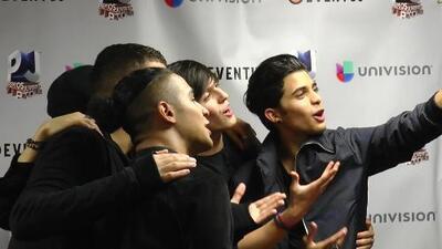 CNCO y Wisin encienden el Premios Juventud VIP Tour en Miami