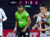 Atlas sigue en la pelea de la cima de la Liga MX Femenil al superar a Bravas