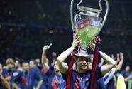 """Rakitic se despide y dice haber vivido sus """"mejores momentos"""" con el Barça"""