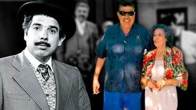 Muere la viuda de Rubén Aguirre, el 'Profesor Jirafales' en el 'Chavo del 8'