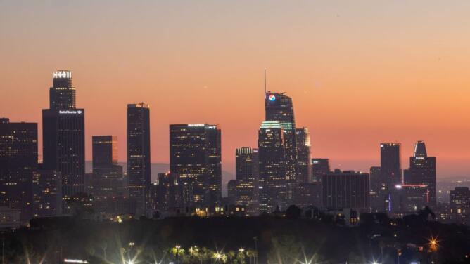 Se pronostica una tarde con sol abundante para este jueves en Los Ángeles