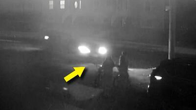 Cuatro adolescentes reviven el terror de ser atropellados por un conductor que no se detuvo a auxiliarlos