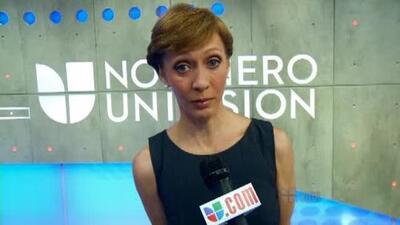Lourdes Ramos, nueva presentadora del Noticiero Univision Fin de Semana