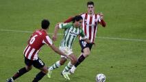 Real Betis incrementó salario y quiere retener a Diego Lainez