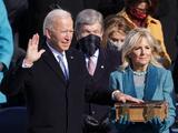 Así te hemos contado la toma de posesión de Joe Biden como el 46 presidente de EEUU