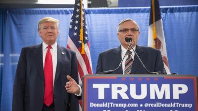 """El """"Efecto Trump"""" dispara campaña para registrar votantes latinos"""