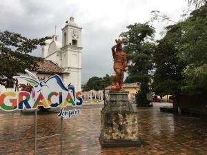 """En fotos: El """"nido"""" de los capos en el occidente de Honduras"""
