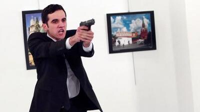 El frío asesino del embajador ruso: un policía turco