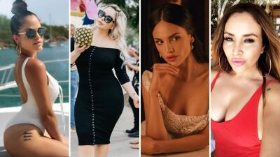 EN FOTOS: Mujeres a las que no les da pena mostrar la tinta en su piel