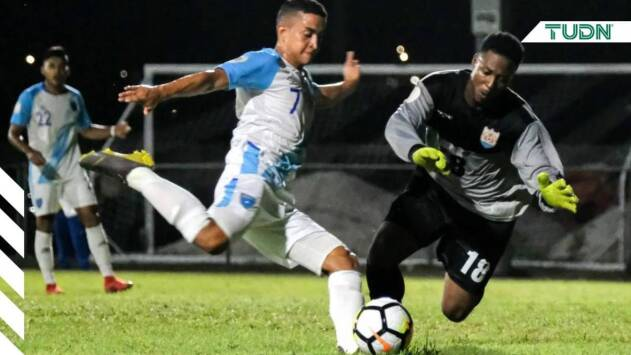 Guatemala marcha perfecta en la Concacaf Nations League