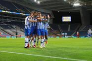 Con goles de Toni Martínez, Mehdi Taremi y Marko Gruji´c, POrto logra vencer 3-2 al Famalicao y se ponen a tres puntos del lider general.