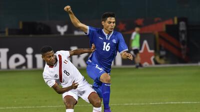 Perú venció a El Salvador en amistoso previo a la Copa América