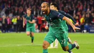 'Bam Bam' Zamorano aseguró que el Tottenham llega mejor a la Final de la Champions League