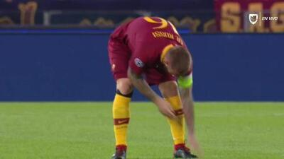 Highlights: CSKA Moscow at A.S. Roma on October 23, 2018