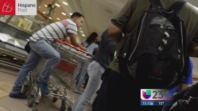 Venezolanos no consiguen la canasta básica de alimentos