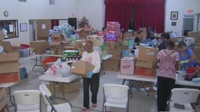 Comunidad bahameña en Miami sufre la tragedia de su país tras el paso del huracán Dorian