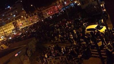 Un fuerte sismo golpea Chile y hay alerta de tsunami