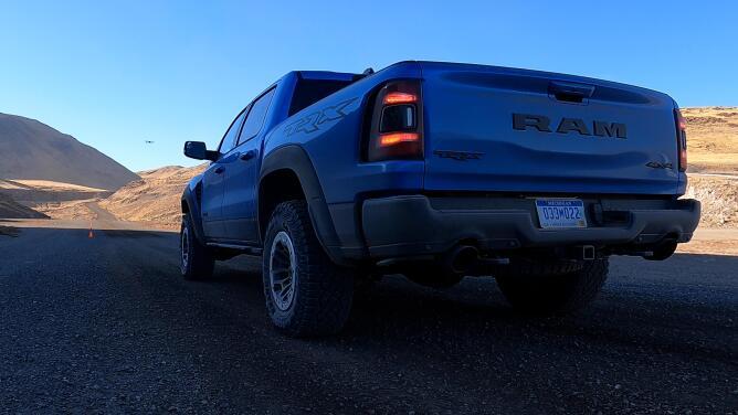 Primer Vistazo: Ram TRX 2021 | A Bordo