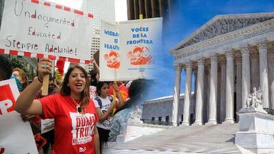 La Corte Suprema 'pasa la papa caliente' y le da vida a DACA