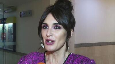 """Para Paz Vega es """"jugoso"""" y """"divertido"""" interpretar a Catalina Creel en la nueva versión de 'Cuna de lobos'"""