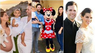 Bárbara Coppel y su viaje a Disney a solo unos días de ser mamá