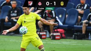 Con gol del mexicano Daniel Ríos, Nashville SC eliminó a Toronto FC